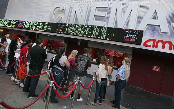 AMC Theatres is teaming with Facebook to allow users to buy tickets to any AMC showtime in the United States directly on the social media platform. The two companies said Thursday that the service.