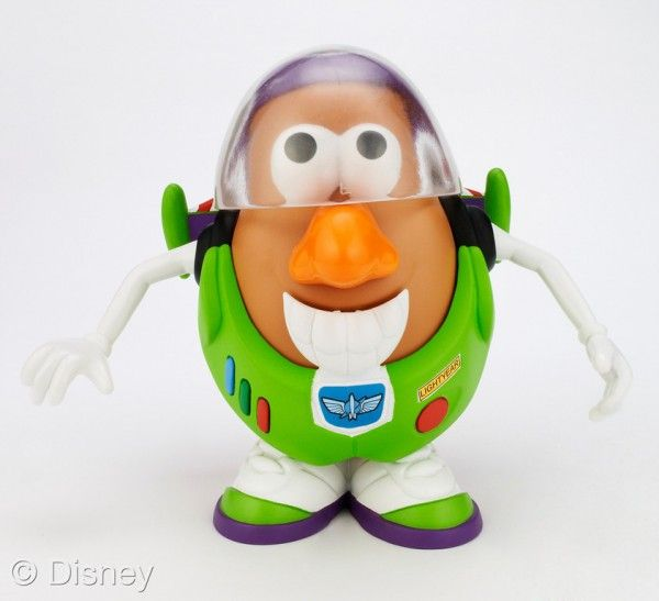 Mr. Potato Head Toy Story 3 Spud Lightyear