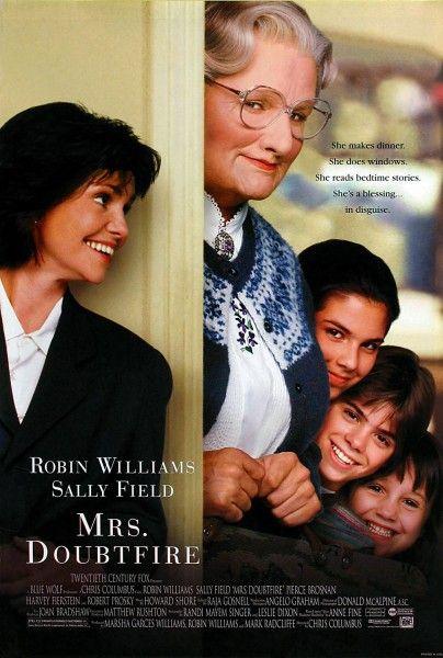 mrs doubtfire 2 robin williams