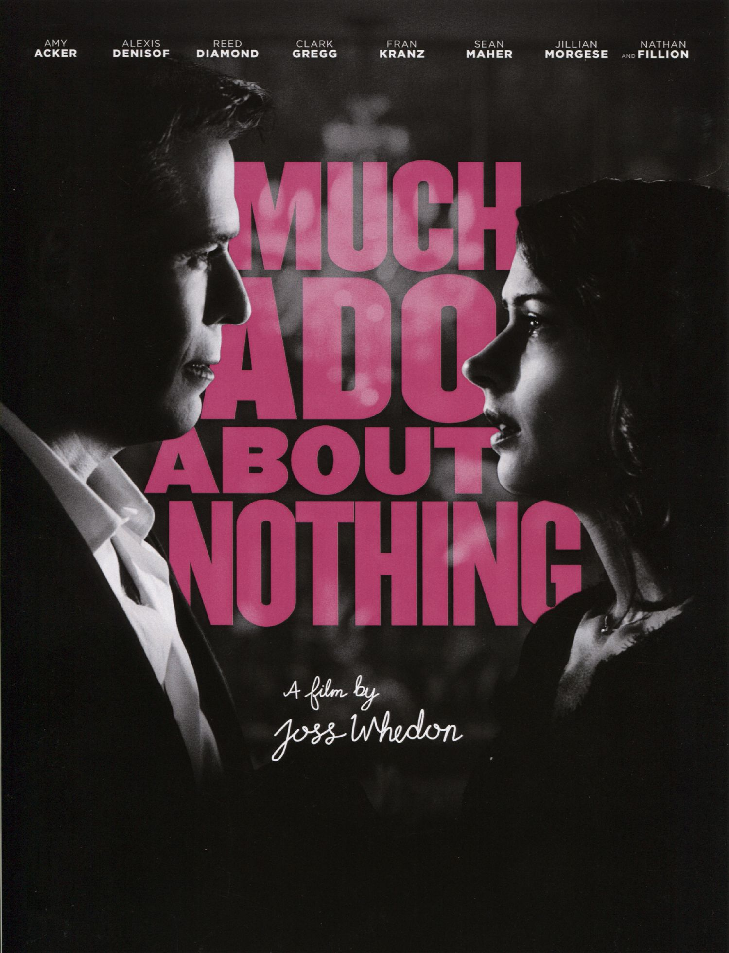 "Adaptation Comparison : ""Much Ado About Nothing"""