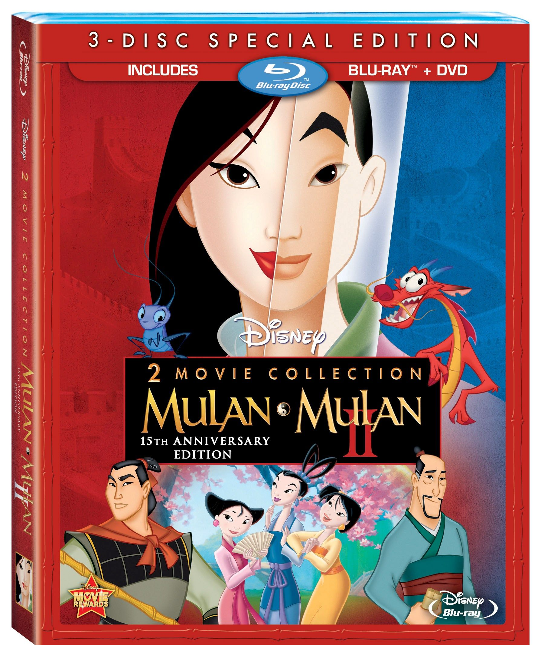WHO FRAMED ROGER RABBIT, MULAN, and More Debut on Blu-ray March 12 ...