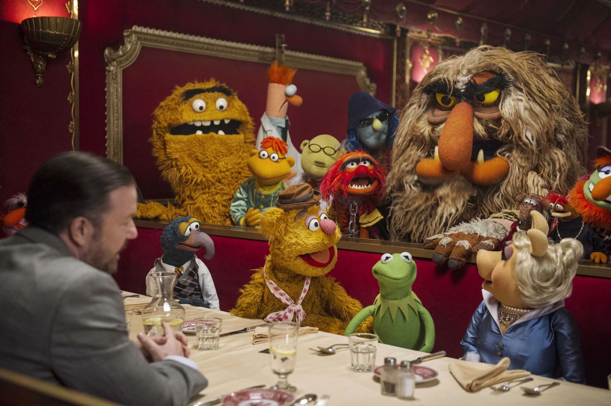 Muppets Most Wanted Trailer: The Muppets Return
