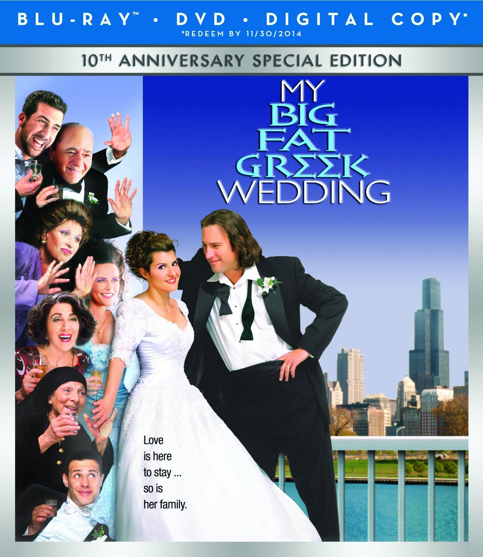 my big fat greek wedding writer