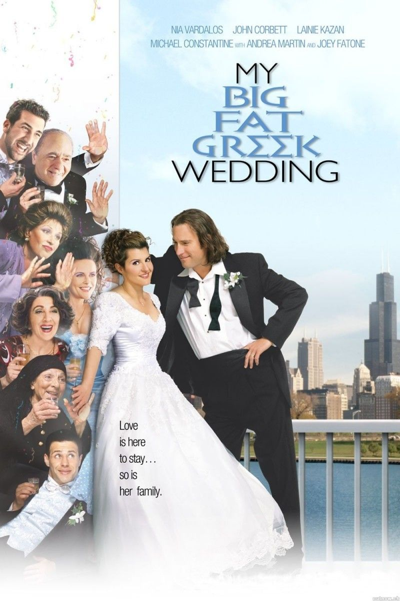 MY BIG FAT GREEK WEDDING Sequel Moving Forward with Nia ...
