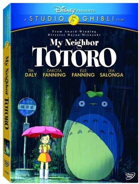 My Neighbor Totoro DVD