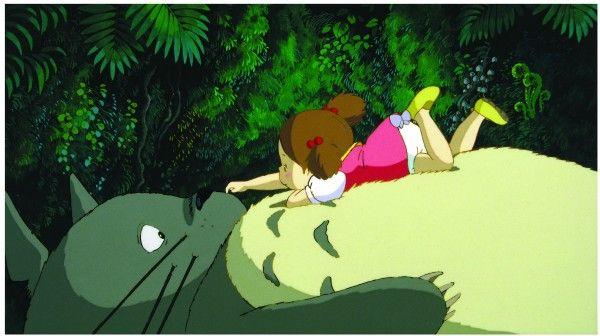 My Neighbor Totoro movie image