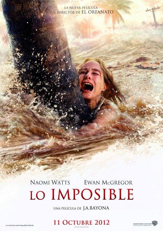 Tsunami movie the impossible