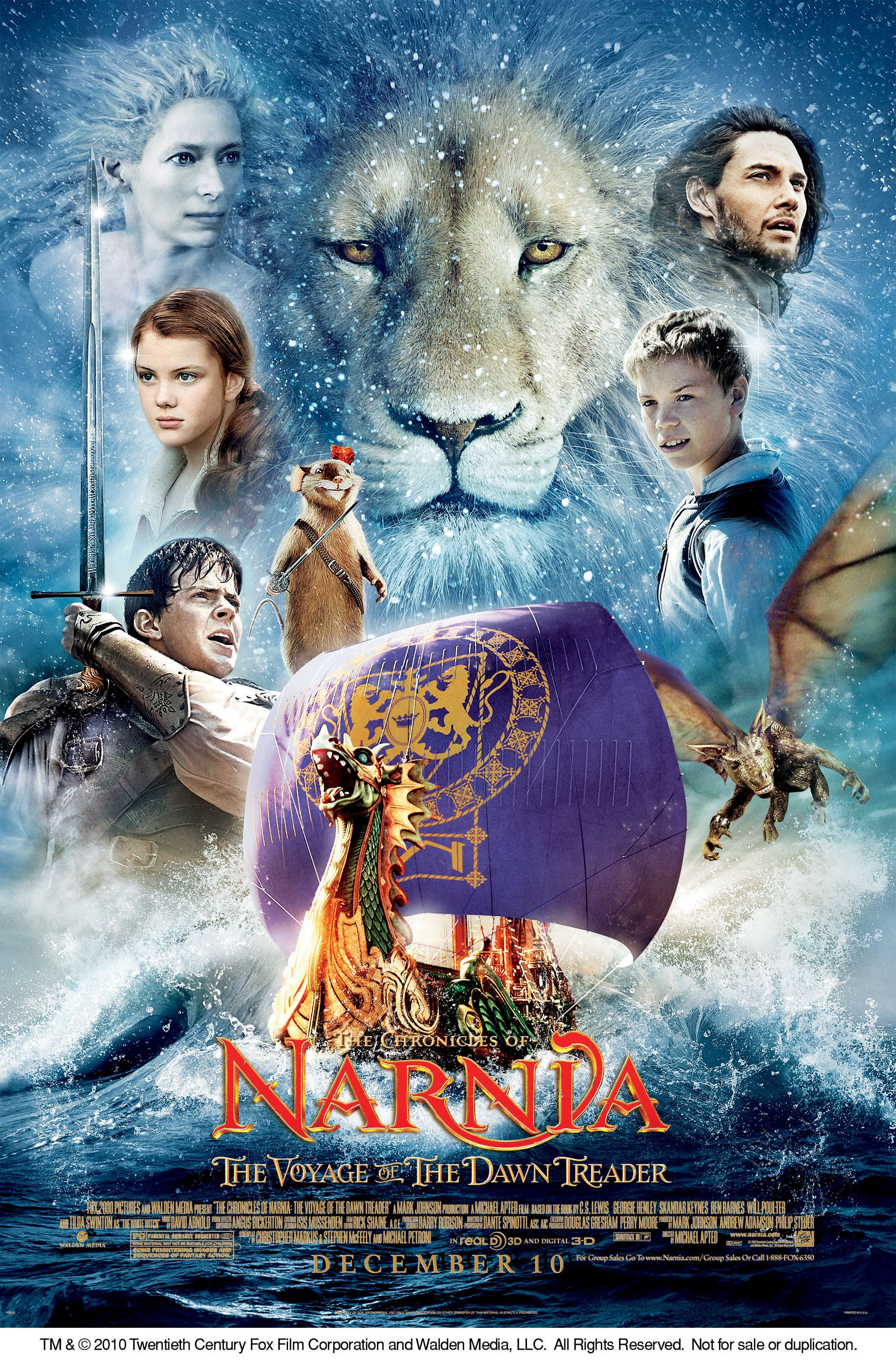The silver chair bbc - Narnia The Voyage Of The Dawn Treader Movie