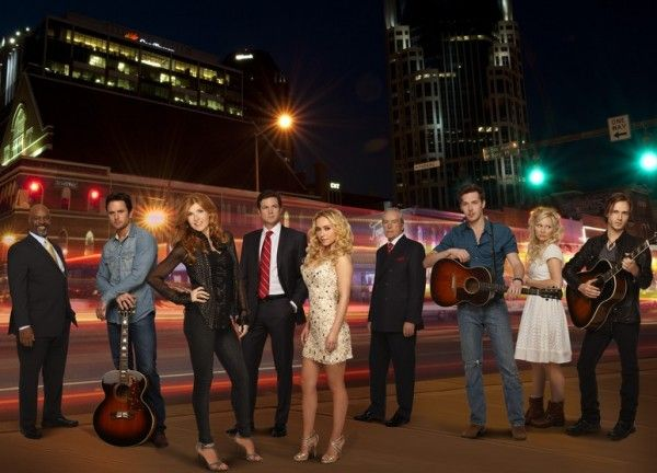 nashville cast connie britton hayden panettiere