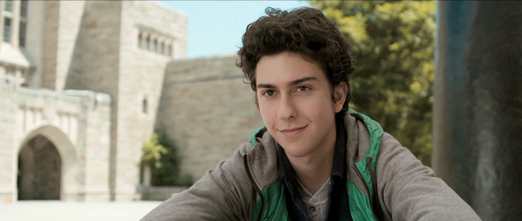 Nat Wolff Talks ADMISSION, Working with Tina Fey and Paul Rudd ...