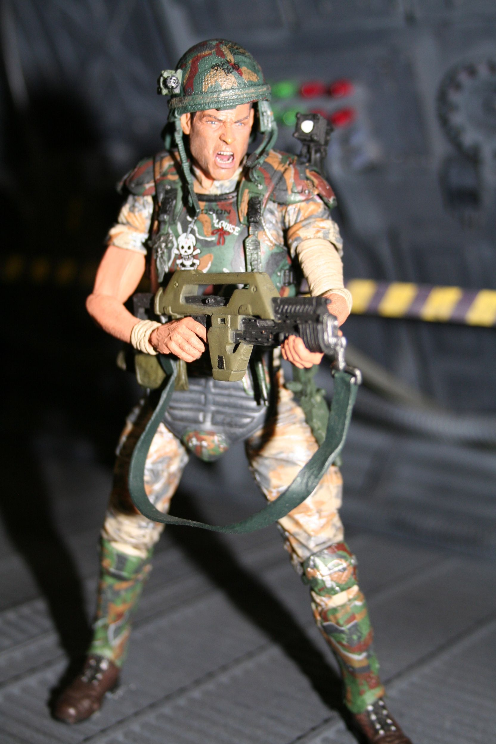 Pictures Of The Neca Toys Action Figures For Divergent