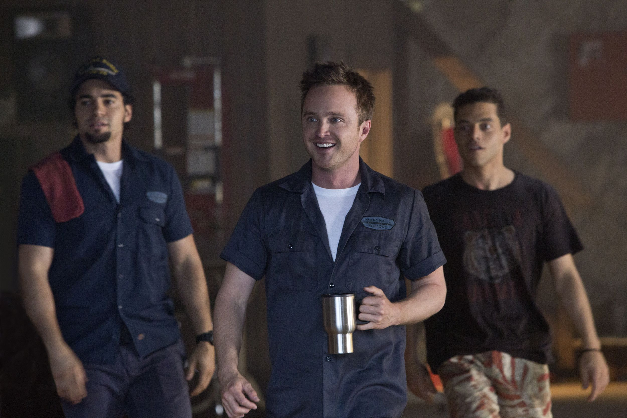 NEED FOR SPEED Trailer and Images: Aaron Paul Drives Fast ...