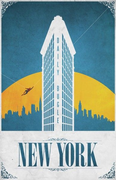 new_york_spider-man_travel_poster