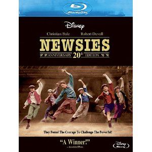 newsies-blu-ray