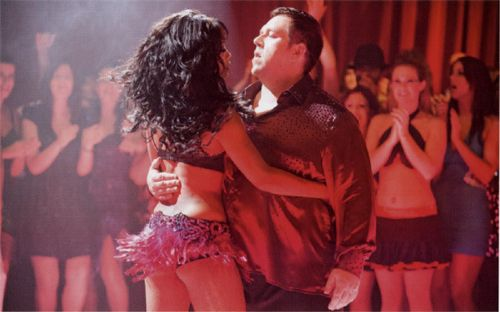 Nick Frost CUBAN FURY Interview