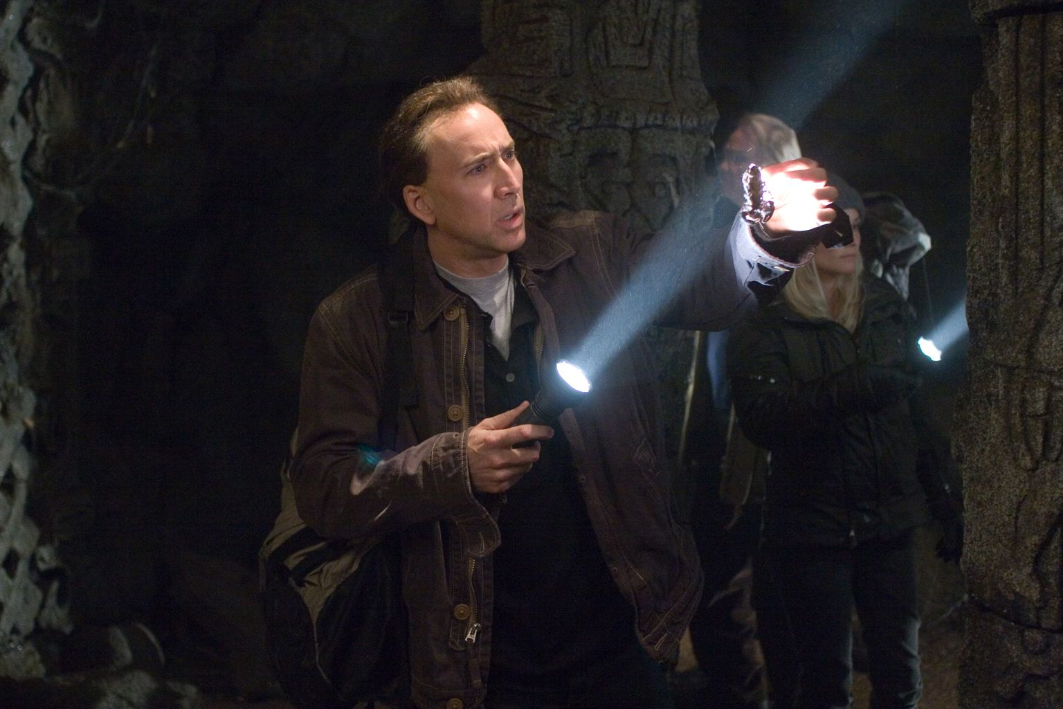 national treasure 3 nicolas cage gives production update