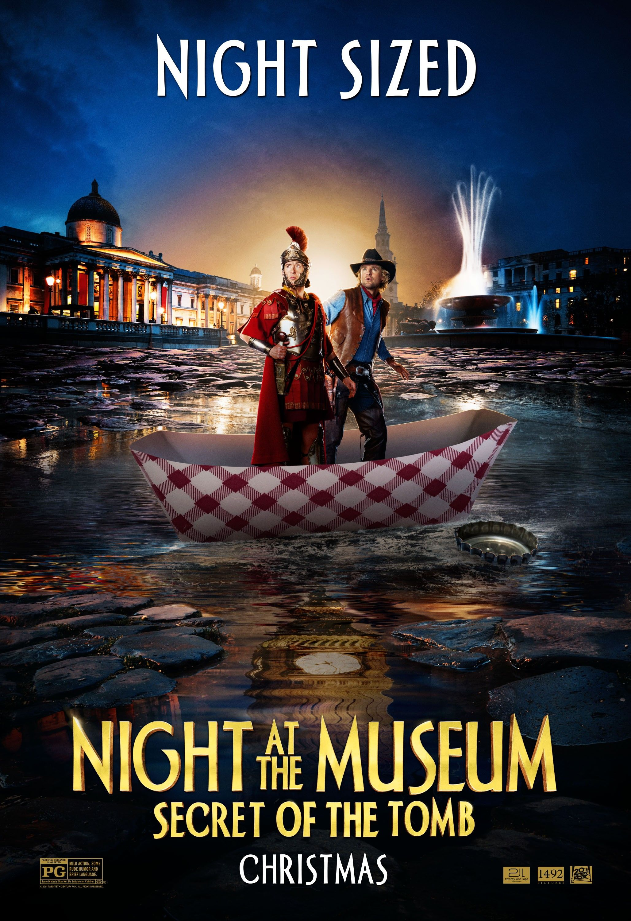 7 New Night At The Museum: Secret Of The Tomb Character ...