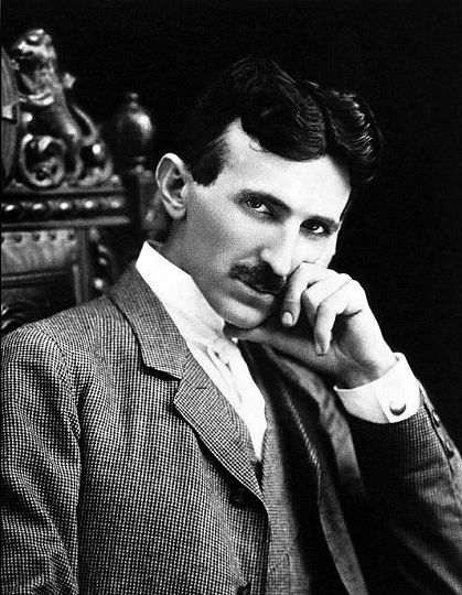 nikola tesla ruler of the world