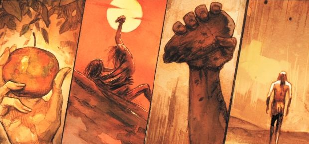 First Look at Darren Aronofsky's Graphic Novel/Potential Movie ...