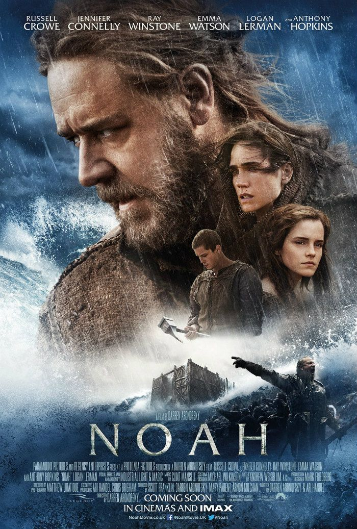 noah movie behind the scenes footage noah stars russell crowe and jennifer connelly collider. Black Bedroom Furniture Sets. Home Design Ideas