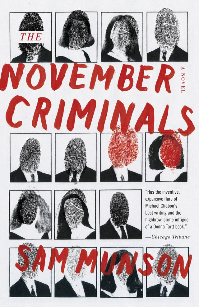 Resultado de imagen para november criminals movie poster