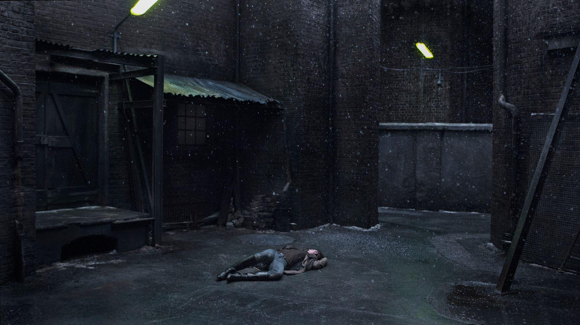 Resultado de imagem para Ninfomaniac first scene