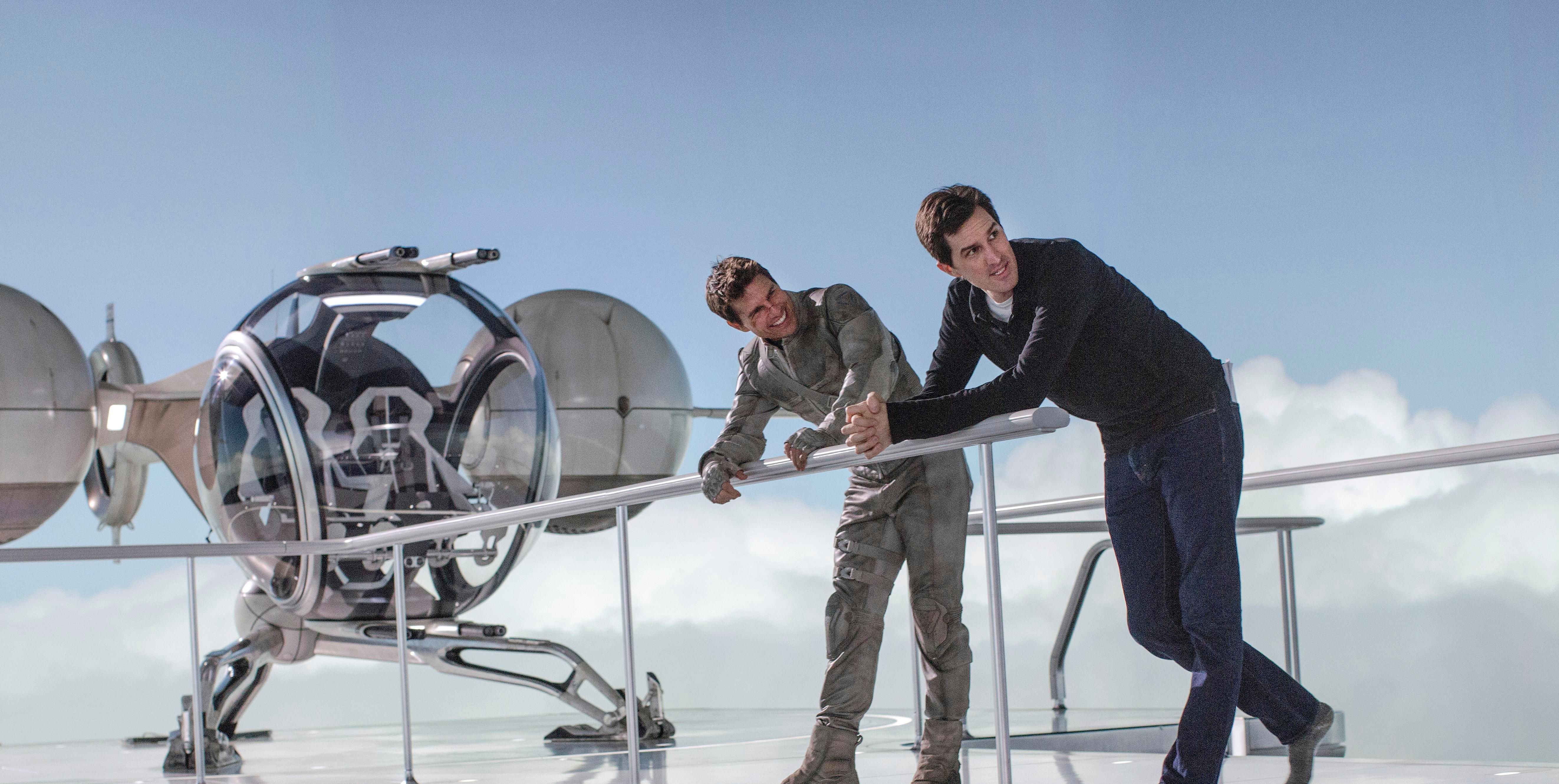 director joseph kosinski talks oblivion, why he chose not to do 3d