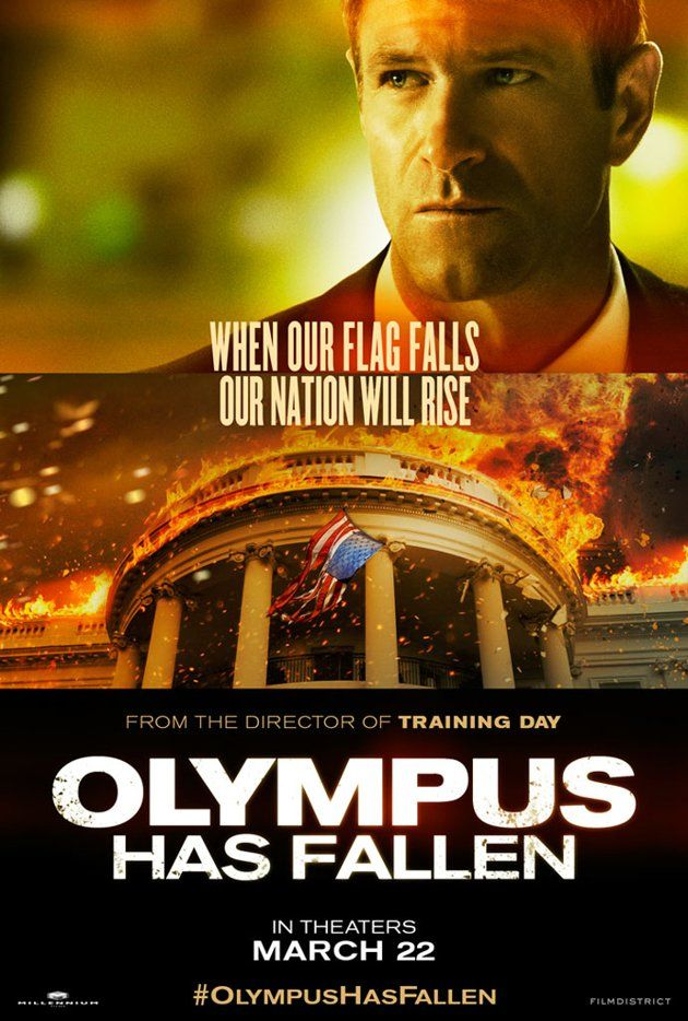 Aaron Eckhart talks OLYMPUS HAS FALLEN, I, FRANKENSTEIN ...