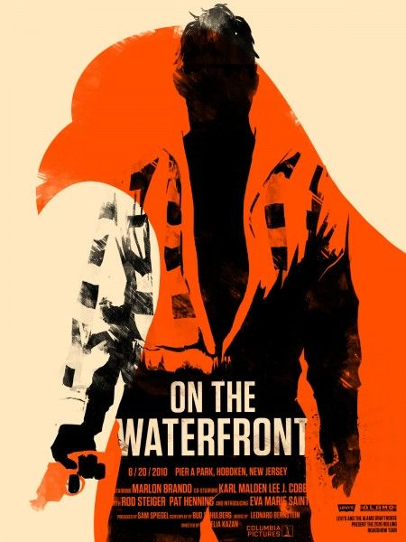 on_the_waterfront_movie_poster_rolling_roadshow_2010_olly_moss