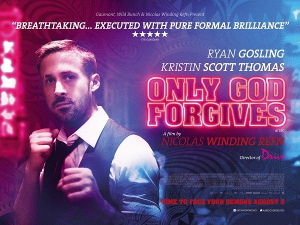 only god forgives poster quad