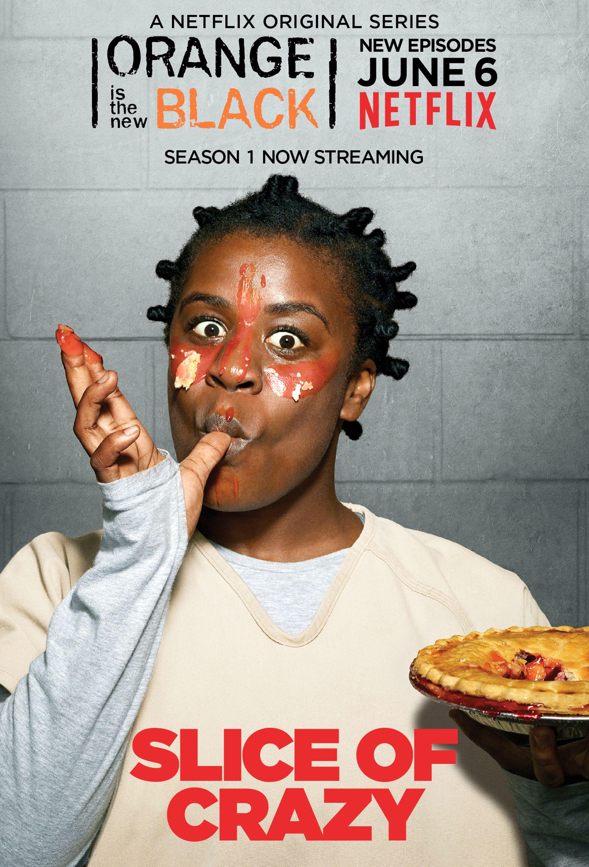 Orange Is The New Black Season 2 Interview: Uzo Aduba