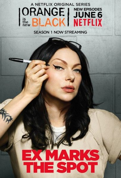 orange is the new black poster laura prepon