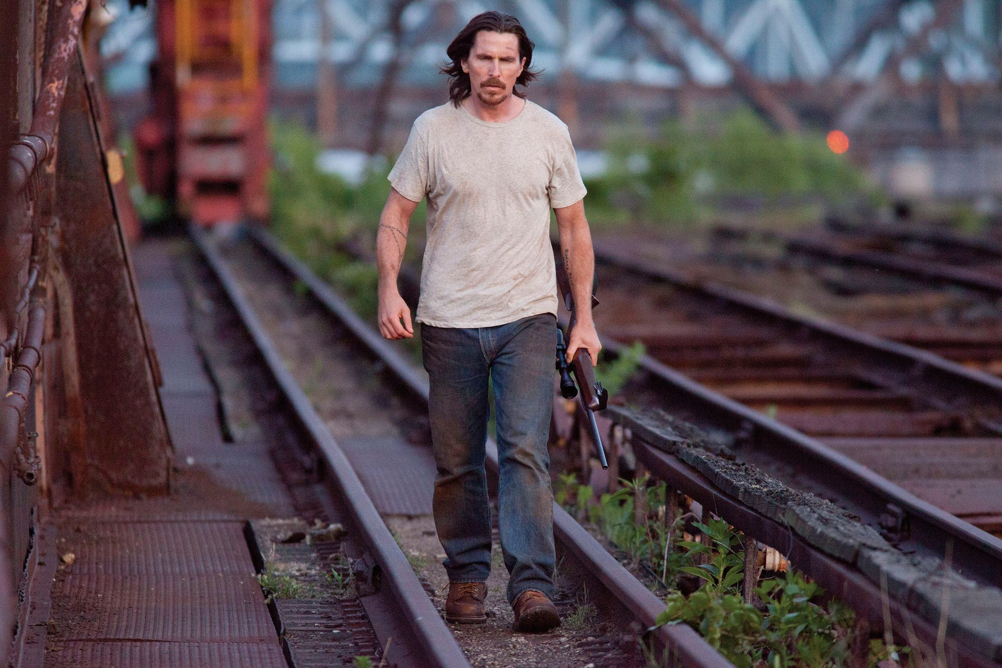 Image result for christian bale Out of the Furnace