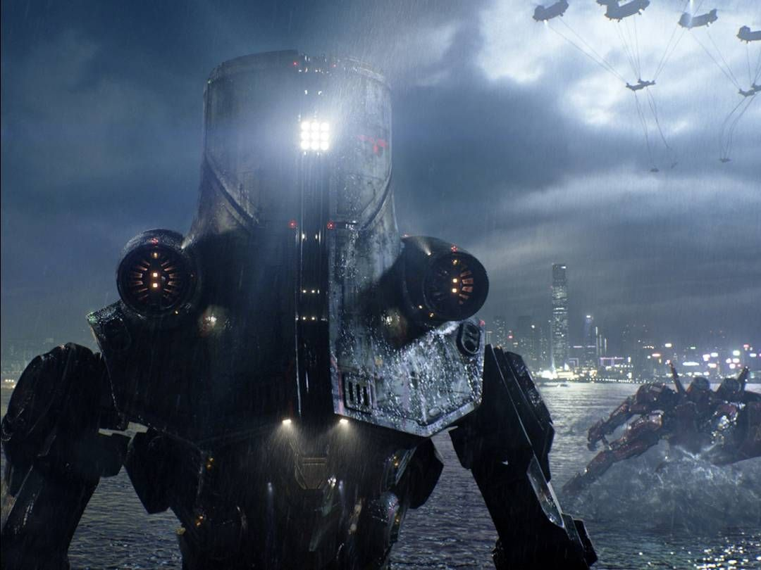 New Images from PACIFIC RIM plus Test Screening Reactions ...