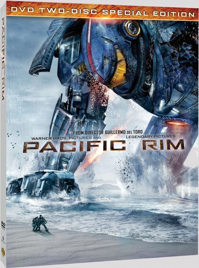 PACIFIC RIM Blu-ray Release Date, Limited Edition and ... Pacific Rim 2013 Bluray