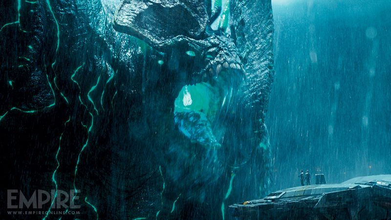 PACIFIC RIM Monster Images; Guillermo Del Toro's PACIFIC ...
