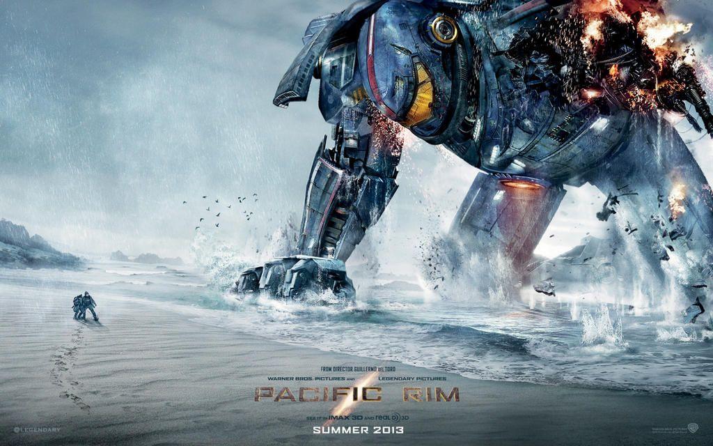 Guillermo del Toro Provides Commentary on PACIFIC RIM Trailer