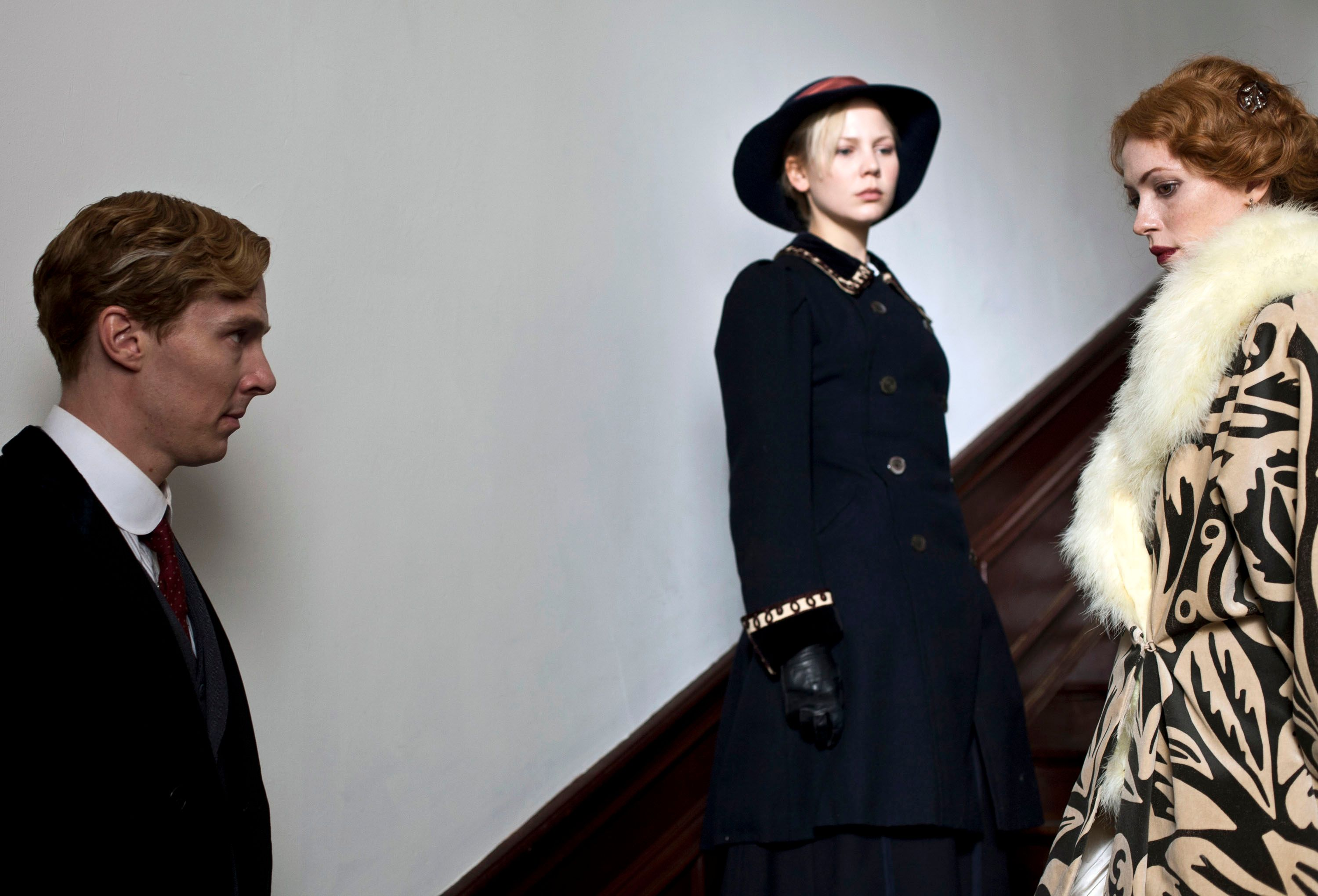 Adelaide clemens parades end - 3 part 7