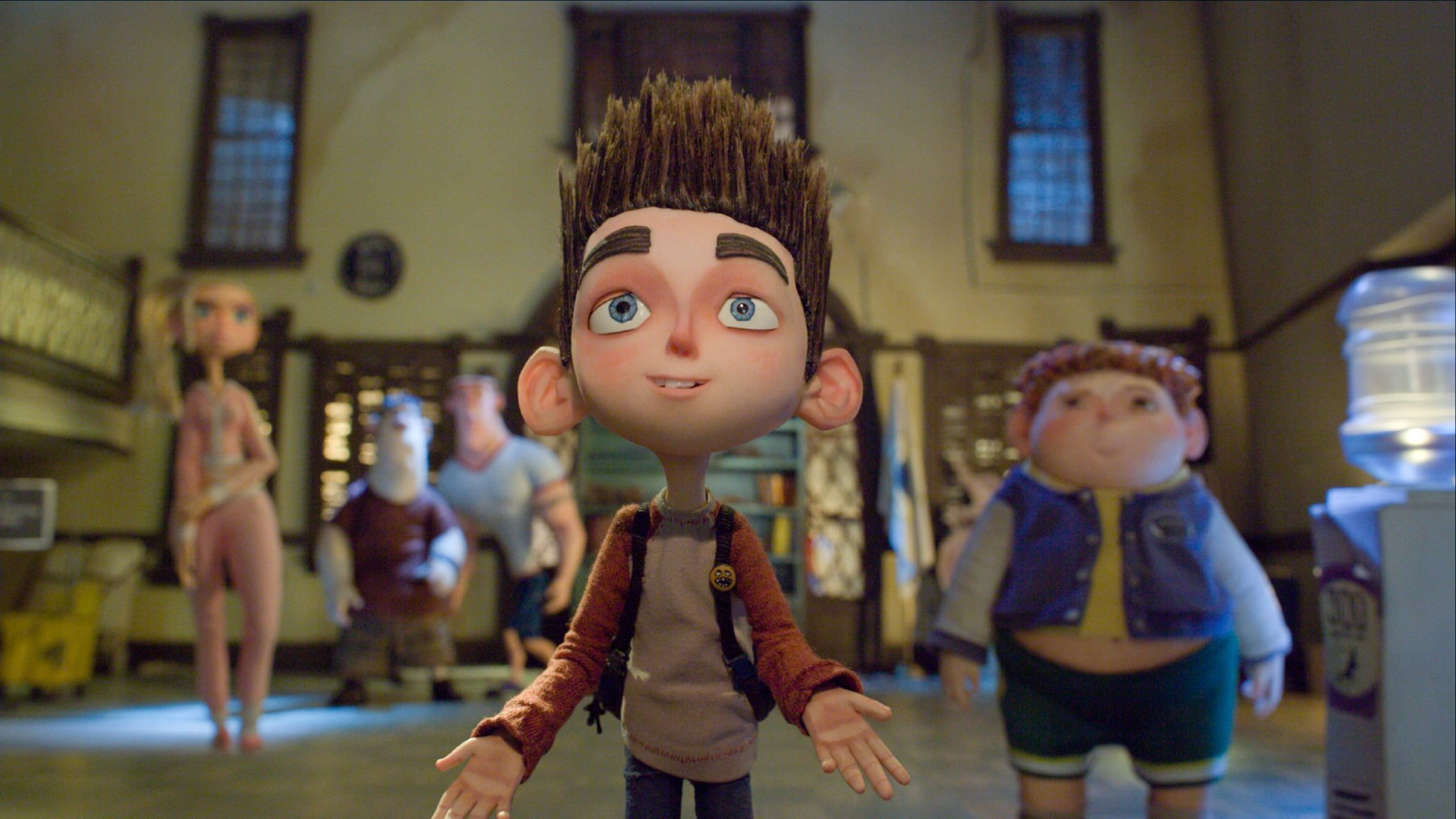 ParaNorman (1/10) Movie CLIP - Good Morning, Ghosts (2012 ...
