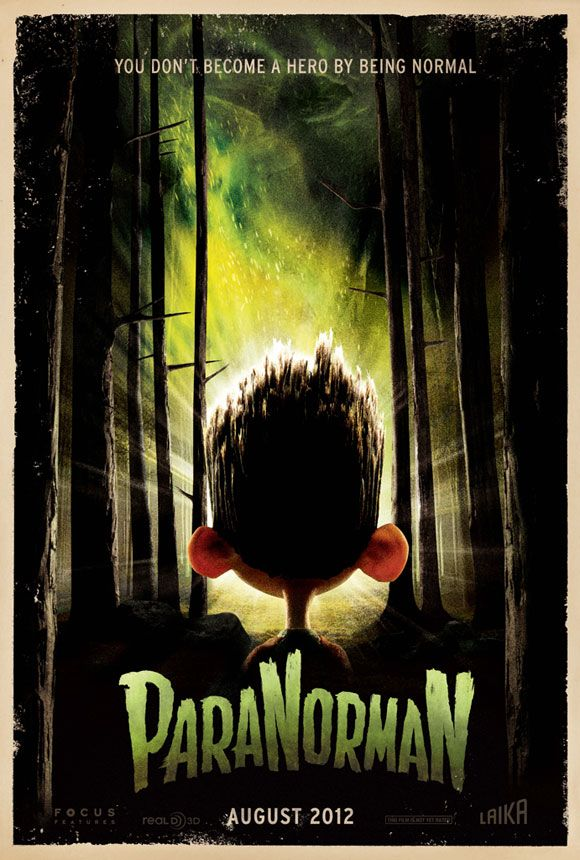 Paranorman Movie TV Listings and Schedule   TV Guide