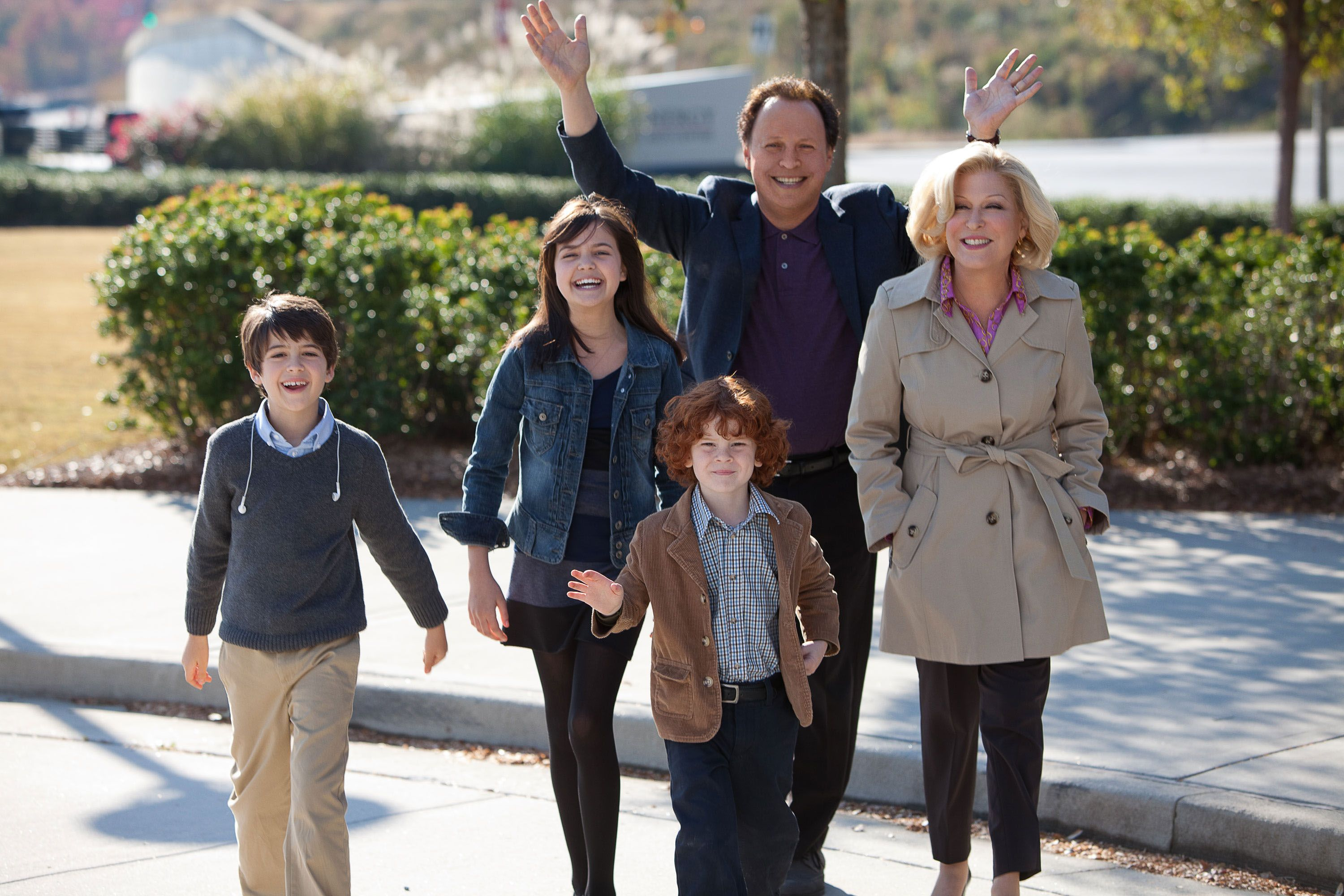 PARENTAL GUIDANCE Images Featuring Billy Crystal and Bette ...