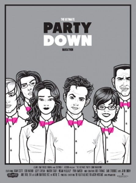 party-down-marathon-poster