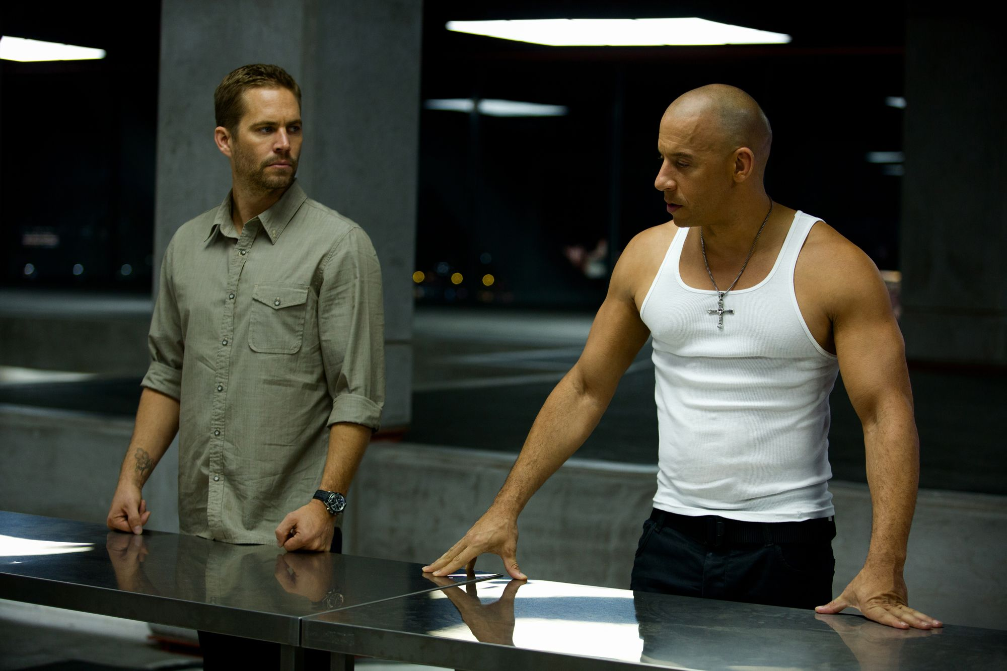 major star rumored for supervillain role in fast furious 7 collider. Black Bedroom Furniture Sets. Home Design Ideas