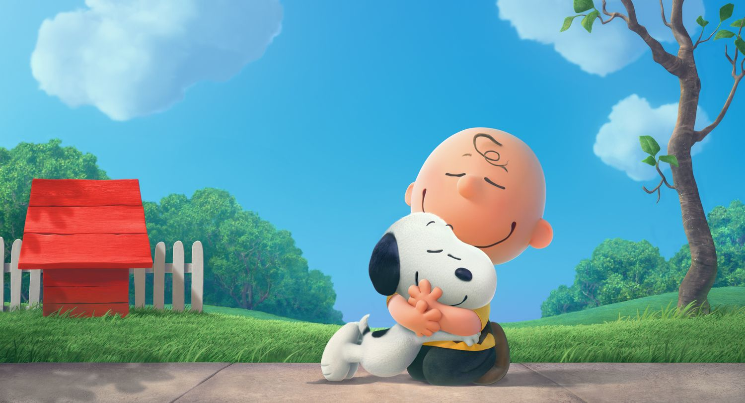 A Visit To Blue Sky Studios For The Peanuts Movie: PEANUTS Movie Images. Craig Schulz Comments On 3D And
