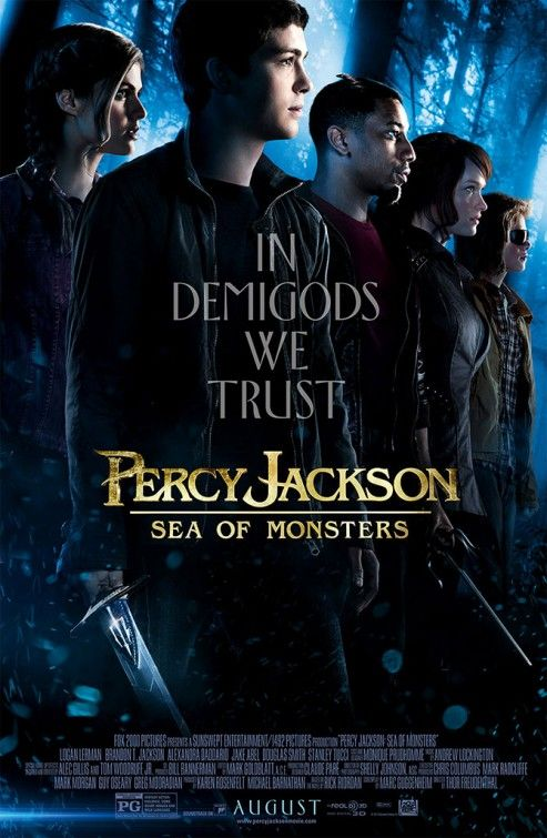 PERCY JACKSON SEA OF MONSTERS Review PERCY JACKSON 2