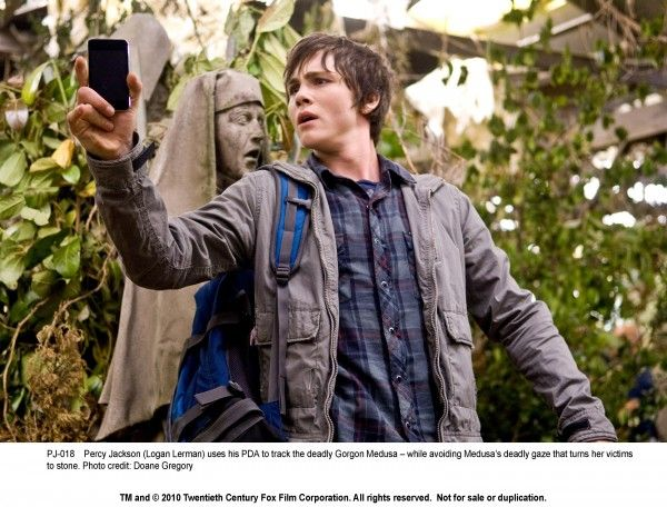 Percy Jackson & The Olympians: The Lightning Thief movie image (2)