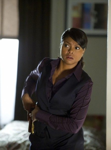 person of interest taraji p henson