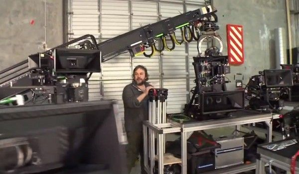 peter jackson hobbit camera department