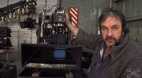 peter jackson hobbit camera