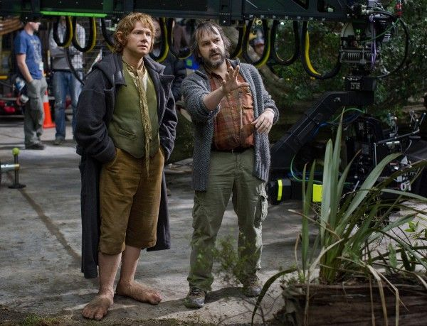 peter-jackson-martin-freeman-the-hobbit